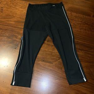 Adidas Stella McCartney Black Compression Leggings